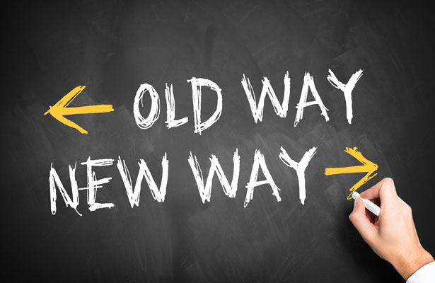 Old Way / New Way