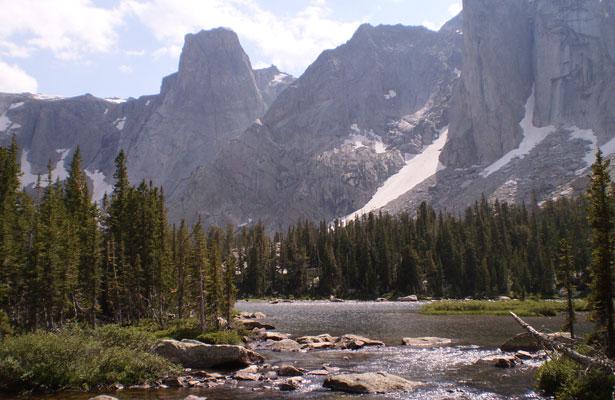 Wind River Mountain Range 2
